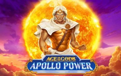 Age of the Gods Apollo Power – a Thunderous New Slot Game