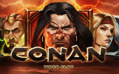 Conan is the New Action-packed Blockbuster Slot by NetEnt