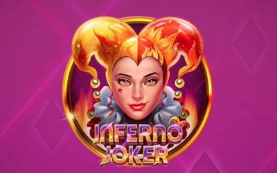 Inferno Joker – the heat is on with new Play'n GO slot game