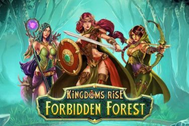Kingdoms Rise Forbidden Forest Slot Game