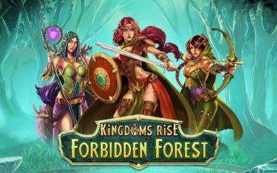New Kingdoms Rise Forbidden Forest Slot Game from Playtech