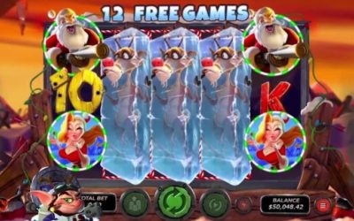 Santa Arrives Early with 30 Free Spins on New Rudolph Awakens Slot
