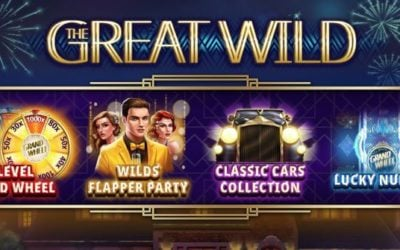 'The Great Wild Slot Game from Red Tiger Gaming