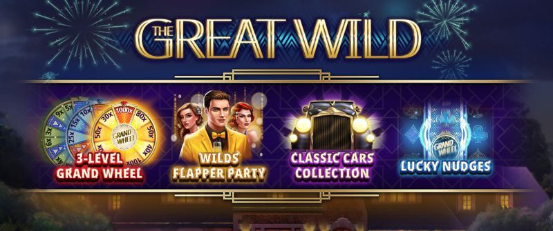 The Great Wild Slot Game