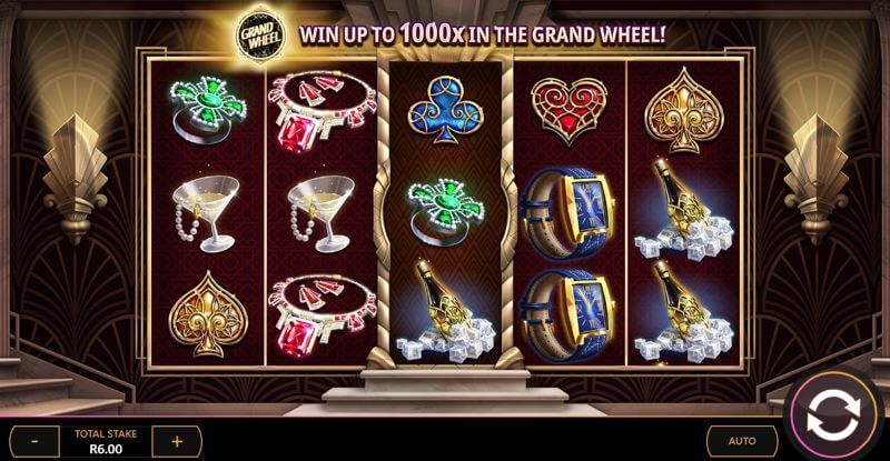 The Great Wild Video Slot Game