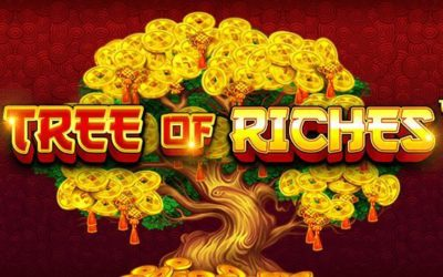 Tree of Riches Slot Game Could Reward up to 2800 x Bet