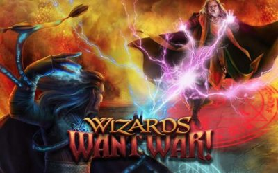 Wizards Want War! Slot Game from Habanero