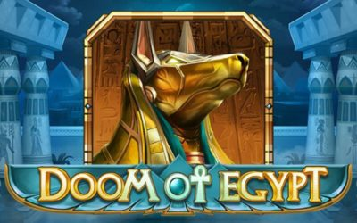 Doom of Egypt – An Exciting New Slot from Play'n GO
