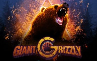 Giant Grizzly is the Ferocious New Slot from Playtech