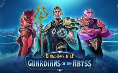 Kingdoms Rise Guardians of the Abyss adds to New Slot Series