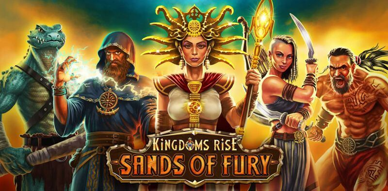 Sands of Fury Slot Game