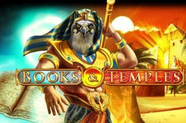Books & Temples Slot Game