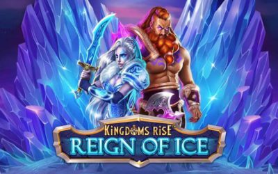 Kingdoms Rise Reign of Ice – Progressive Slot from Playtech