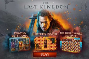 The Last Kingdom Slot Game