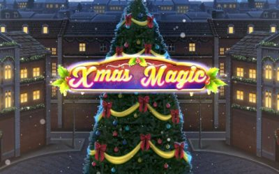 Xmas Magic Slot Game with a Traditional Theme