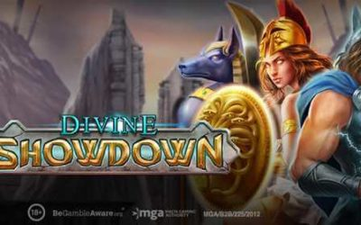 Divine Showdown is a Mighty New Slot from Creators Play'n GO