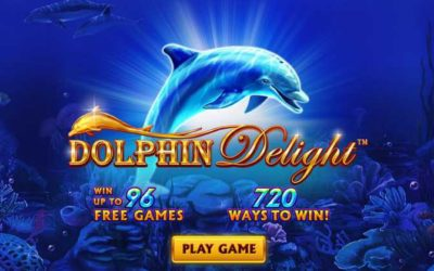 Dolphin Delight is a Charming New Slot from Skywind Group