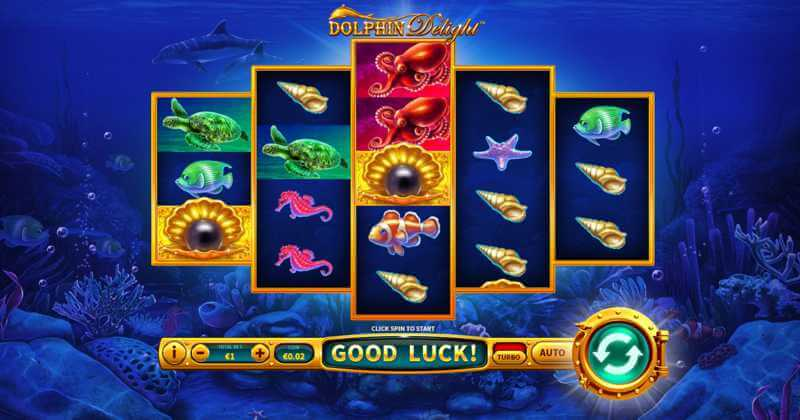Dolphin Delight Video Slot Game
