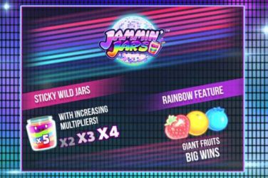 Jammin Jars Slot Game