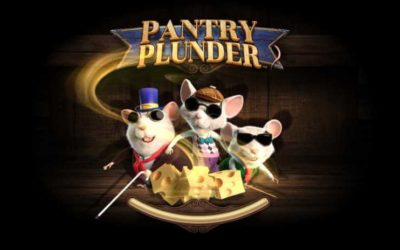 Pantry Plunder is an Entertaining Slot Version of The Three Blind Mice