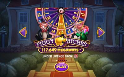Piggy Riches Megaways is an Exciting New Version of this Slot Game