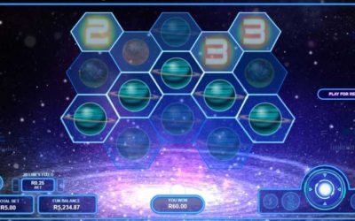 Pulsar is a New Cosmology Themed Slot from Realtime Gaming