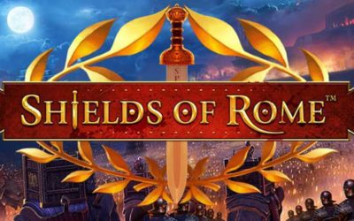 Shields of Rome is a Fierce Roman Centurion Themed Slot Game