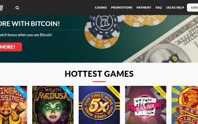 JacksPay Casino Review
