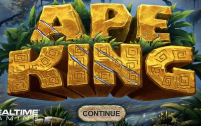 Ape King Online Slot By Realtime Gaming