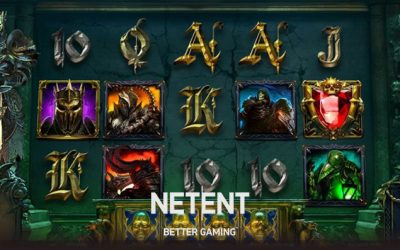 Dark King: Forbidden Riches Online Slot by NetEnt