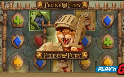 Feline Fury Online Slot by Play'n Go