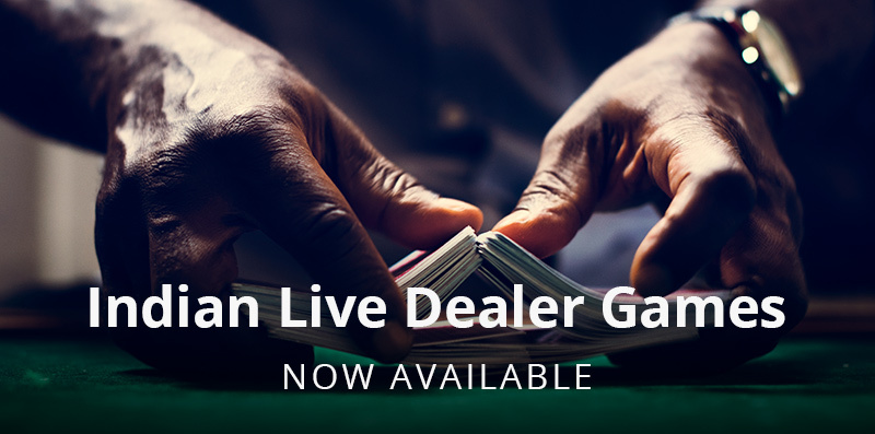Indian live dealer games