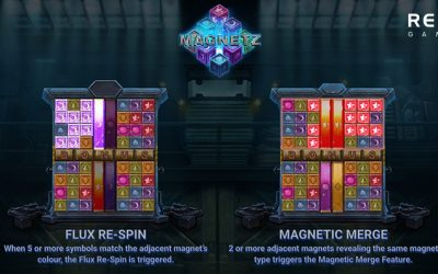 Magnetz Online Slot by Relax Gaming