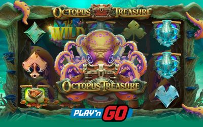 Octopus Treasure Online Slot by Play'n Go