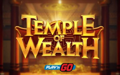 Temple of Wealth Online Slot by Play'n GO
