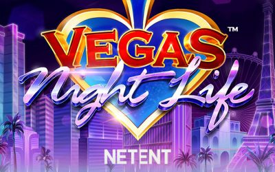 Vegas Night Life Online Slot By NetEnt