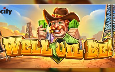 Well Oil Be! Online Slot by Saucify