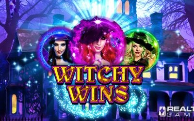 Witchy Wins Online Slot By RTG