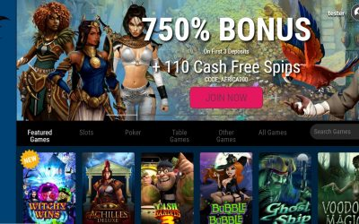 African Grand Casino Review