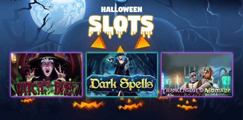 Best Halloween Themed Slots To Play Online In 2020