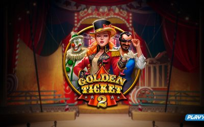 Golden Ticket 2 Online Slot By Play'n GO