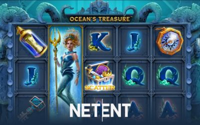 Oceans Treasure Online Slot By NetEnt