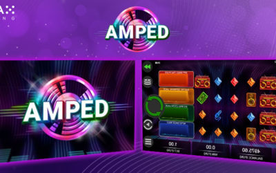 Amped Online Slot By Relax Gaming