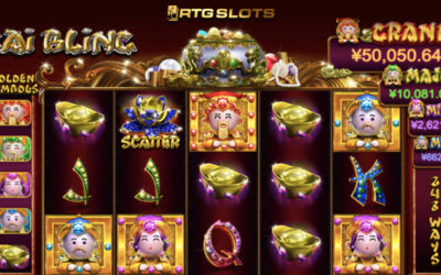 Cai Bling Online Slot By Realtime Gaming