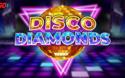 Disco Diamonds Online Slot By Play'n GO