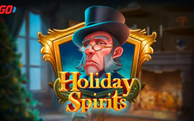 Holiday Spirits Online Slot By Play'n GO