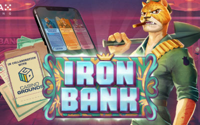 Iron Bank Online Slot By Relax Gaming