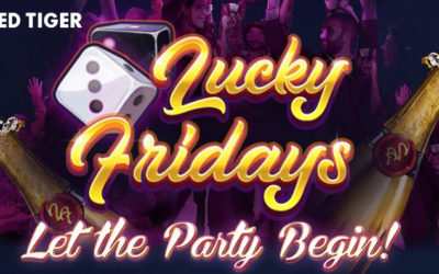 Lucky Fridays Online Slot By Red Tiger Gaming
