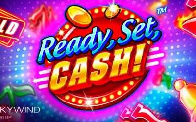 Ready, Set, Cash! Online Slot By Skywind Group