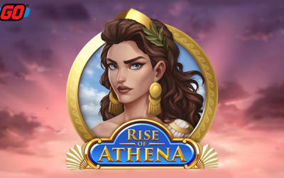 Rise of Athena Online Slot By Play'n GO